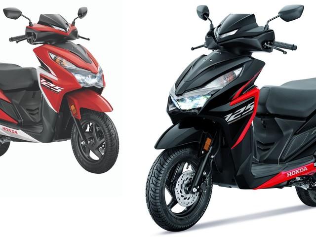Honda Grazia Sports Edition Launched In India At Rs. 82,564