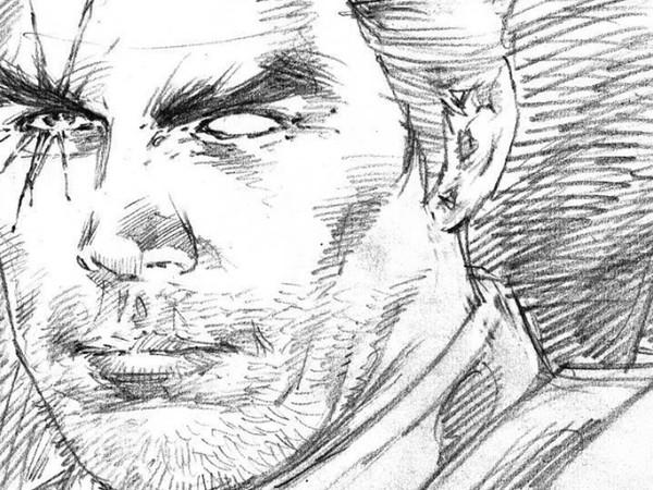Deadpool Creator Shares Sketch of Josh Brolin as Cable