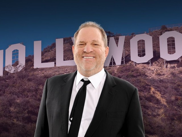 Hollywood's gender imbalance is to blame for the silence of women abused by Harvey Weinstein
