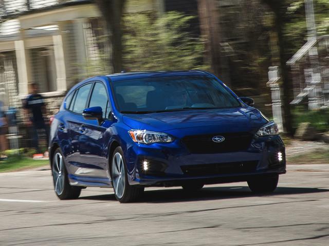 2017 Subaru Impreza Long-Term Test Update: Western Sojourn