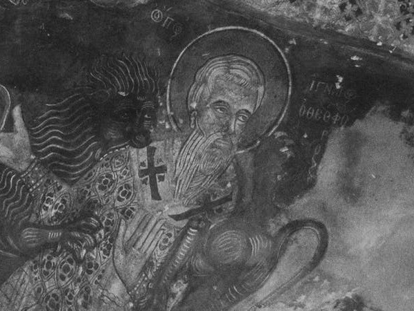 He Carried a Cross Through the Empire: Ignatius of Antioch (35–107)