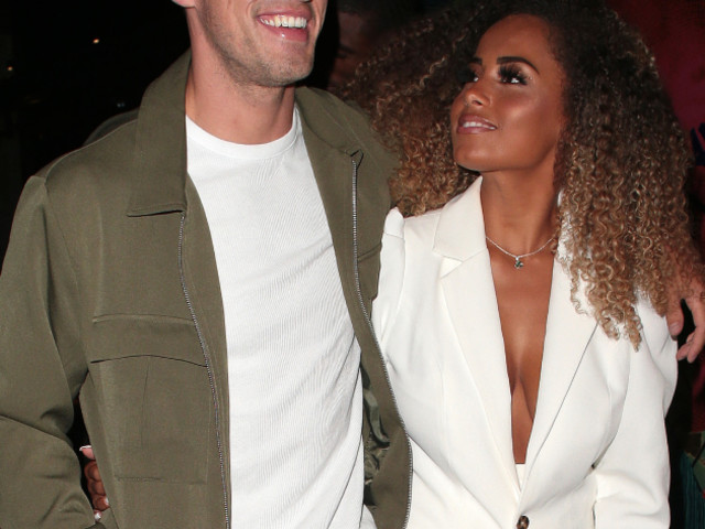 Love Island's Greg O'Shea 'dumps' Amber Gill by text just weeks after sharing the prize