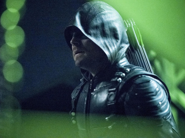Arrow Recap: Oliver Passes the Green Arrow Mantle on, but to Who?
