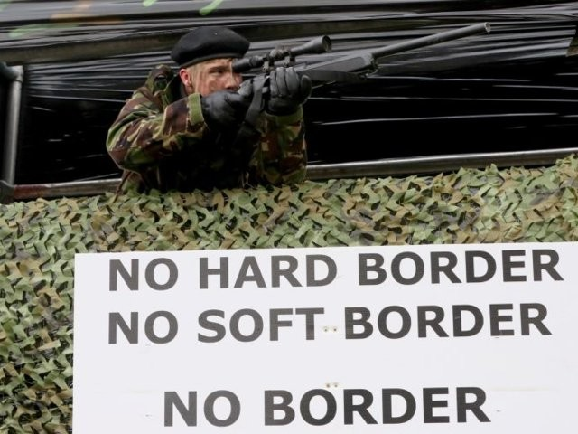 'The guns are back out again': Northern Ireland fears a Brexit border will escalate violence