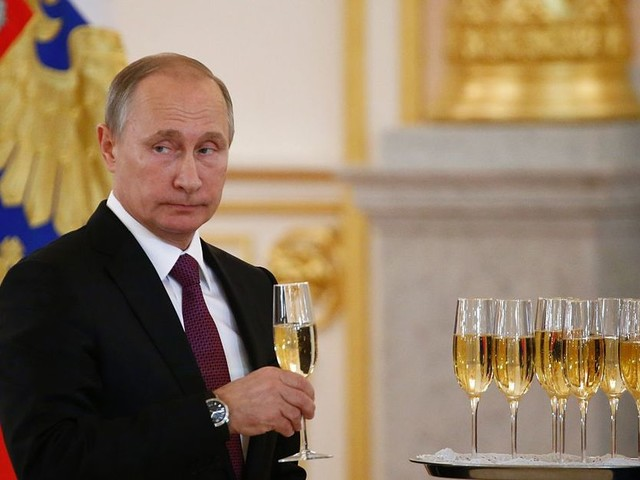 Russia hacked into election systems in 39 states. Think what they can do between now and 2018.