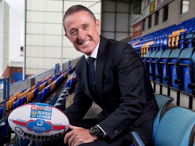 Robert Elstone EXCLUSIVE: Super League chief on reshaping competition's future
