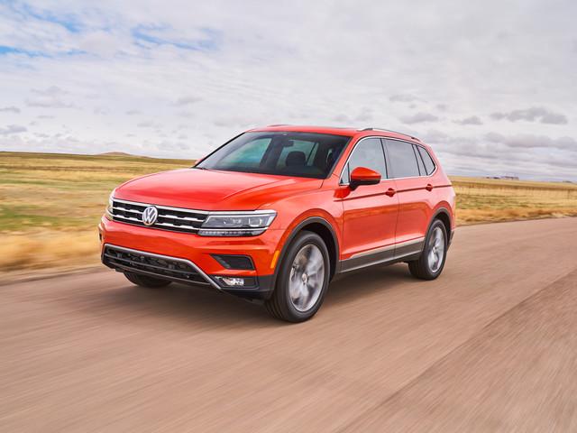 2018 Volkswagen Tiguan – First Drive Review