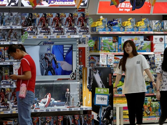 Hasbro soars after Disney toy sales help it overcome trade-war challenges (HAS)