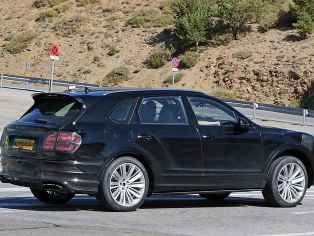 Updated 2020 Bentley Bentayga to receive tech overhaul