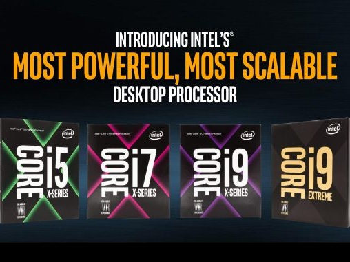 Intel Finalizes Skylake-X Processor Specifications: 18-Cores, 4.4 GHz Turbo, 165W on September 25th