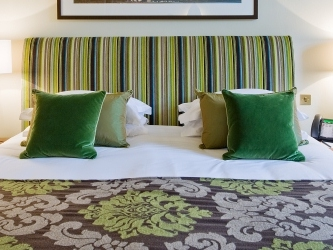 Tune Hotel Edinburgh Room Without Window