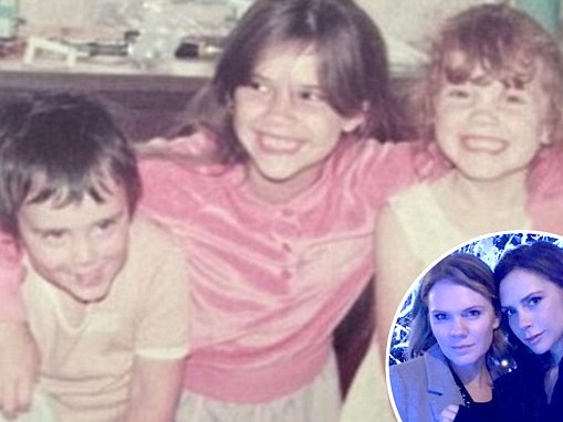 Victoria Beckham shares throwback snap with sister Louise