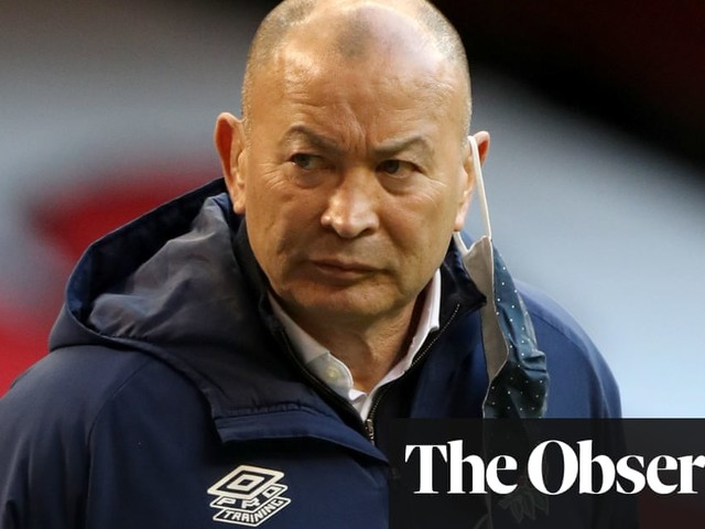 Eddie Jones: 'We cannot blame referee but circumstances difficult to handle'