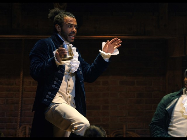 Here's Why Daveed Diggs Won't Watch the 'Hamilton' Movie