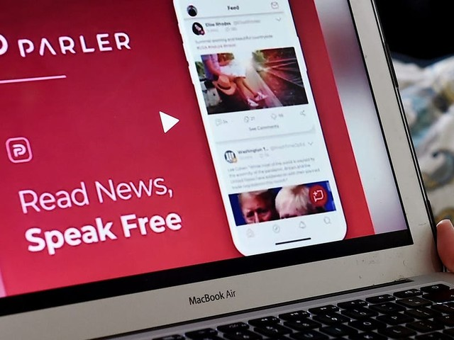 Parler claims it was also dropped by Slack after Amazon and other tech giants cut ties with the controversial social media company (WORK)