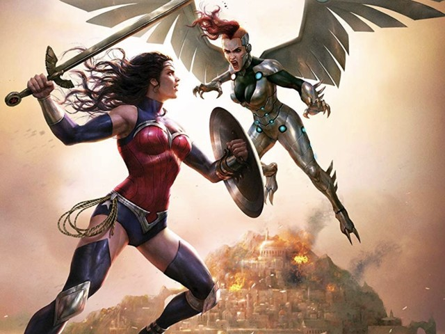 Wonder Woman Bloodlines DVD release date UK and when is it out on Blu-ray, iTunes and digital release
