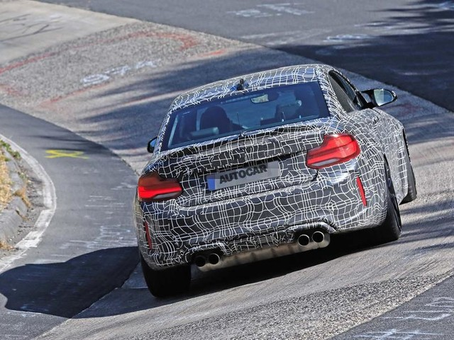 Hardcore new BMW M2 CS readies for 2020 debut