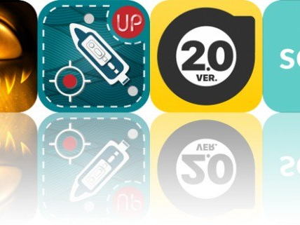 Today's Apps Gone Free: LightEaters, Battleship Online X, Ruler and More