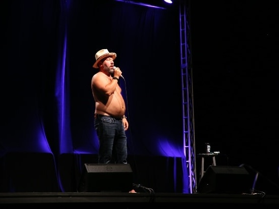 How Comedian Bert Kreischer's Drive-In Shows Rescued His Tour From the Pandemic