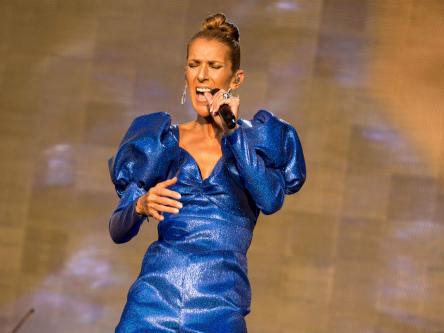 Celine Dion hails 'kind gentleman' Larry King