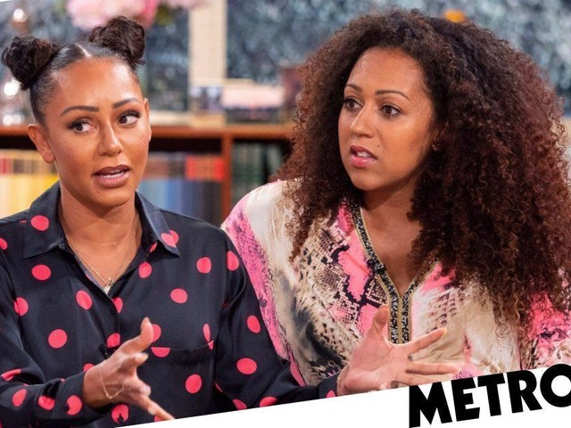 Who is Danielle Brown as she reunites with sister and Spice Girl Mel B?