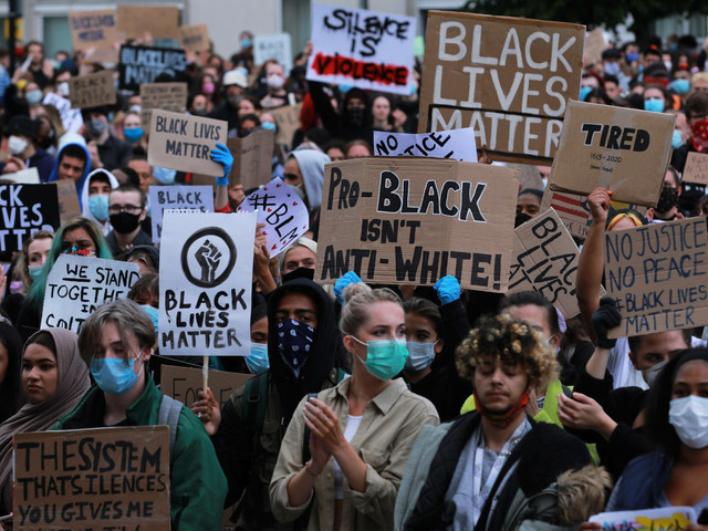 Revealed: Government failed to directly respond to Black Lives Matter petitions