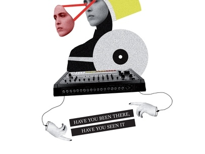 Review: Helena Hauff lets some light into her intricate and textured techno productions on her Have You Been There, Have You Seen It EP