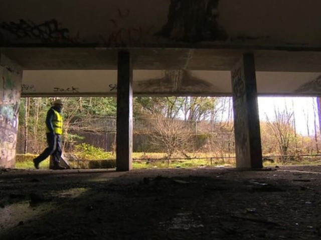 St Peter's Seminary: Turning a 1960s ruin into art