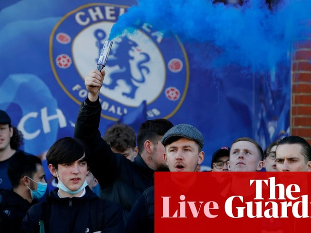 Chelsea v Real Madrid: Champions League semi-final, second leg – live!