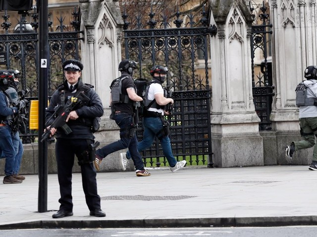 Terrorists are plotting against the UK faster and more intensely than ever before, the head of MI5 has warned