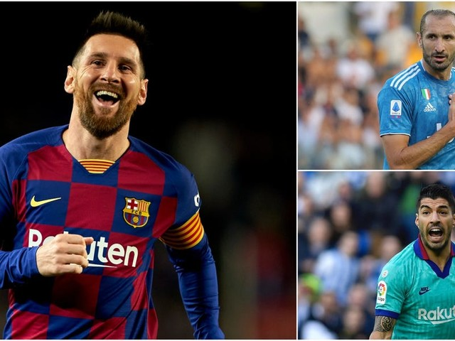 The best XI from the last 10 years of football obviously includes Ronaldo and Messi, but there's no room for Neymar