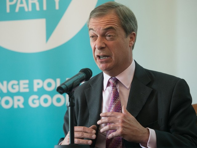 Nigel Farage: Prince Harry is less popular because he cares about the environment