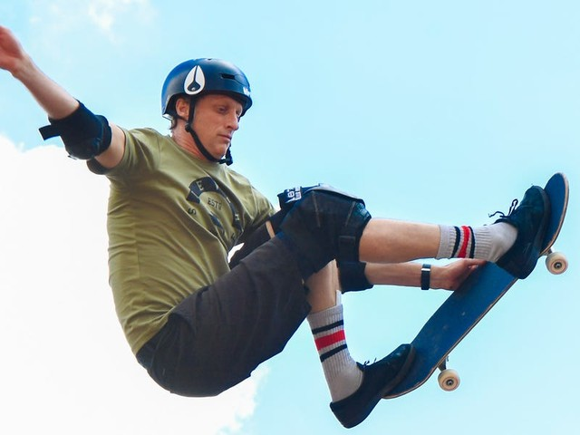 Tony Hawk went from only spending $5 a day on Taco Bell to being a millionaire investor. Here's how the world's most famous skateboarder makes and spends his fortune.