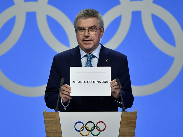 Milan Cortina d'Ampezzo awarded 2026 Winter Olympic and Paralympic Games