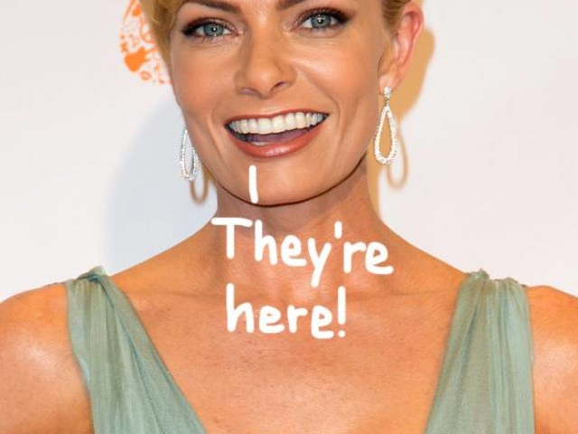 Jaime Pressly Gives Birth To Twin Boys!