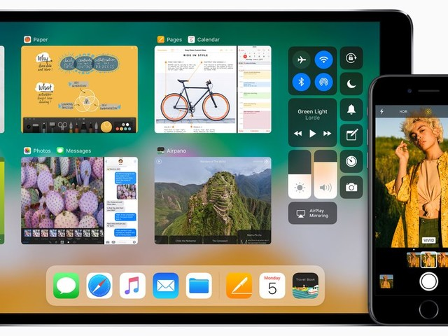 The five best things about iOS 11