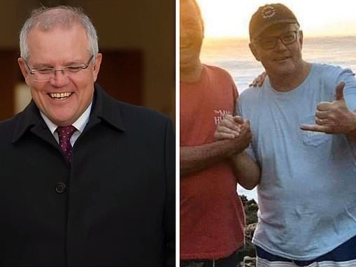 Scott Morrison is roasted over THAT Hawaii trip - as he reveals the singer who 'calms him'