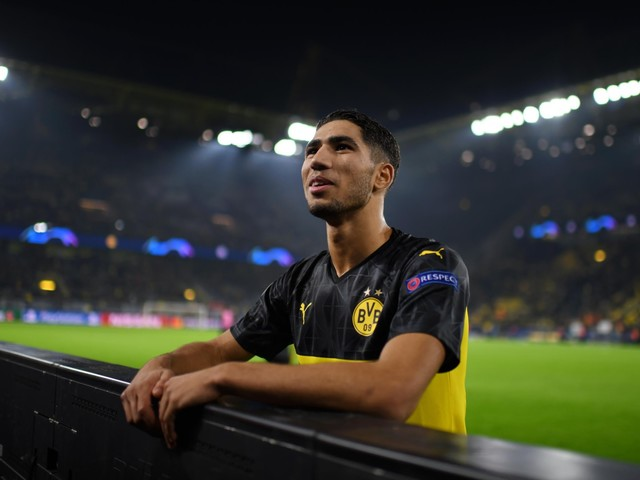 Real Madrid the 'best team in world' and priority for Achraf Hakimi but there's no hurry to return, says agent