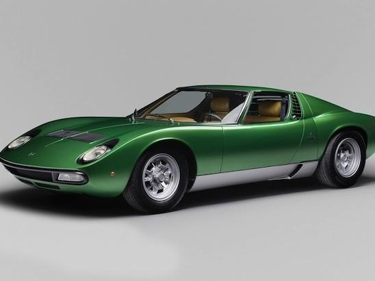 Lamborghini Open to Miura Successor But 'Not in the Next 5 Years'