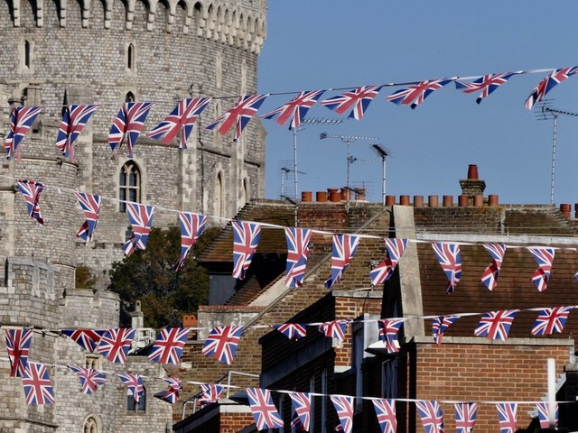 How Windsor Is Preparing For Its Second Royal Wedding Of 2018