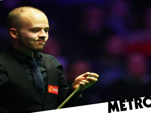 Offline Luca Brecel 'feels like he belongs' at the top of snooker ahead of World Championship challenge