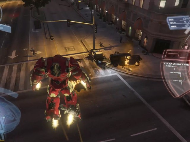 GTA 5 Iron Man mod gets a big upgrade