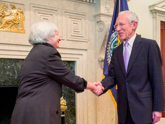 Trump needs to make another key appointment as Janet Yellen's right hand man steps down