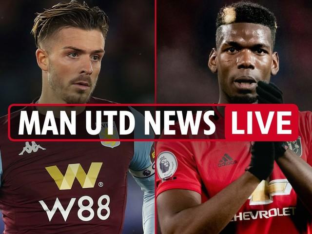10pm Man Utd news LIVE: Pogba would be 'reborn' at Juventus, Grealish transfer LATEST, Ighalo £8k goal bonus