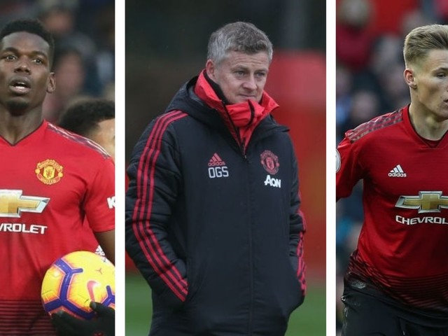 Manchester United transfer news LIVE Scott McTominay signs new United deal