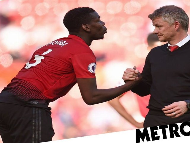 Ole Gunnar Solskjaer wanted Paul Pogba as Man Utd vice-captain to persuade him to stay at the club