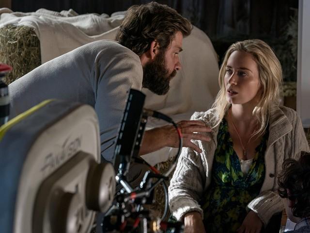 He's Back: John Krasinski Will Return to Direct 'A Quiet Place 2'