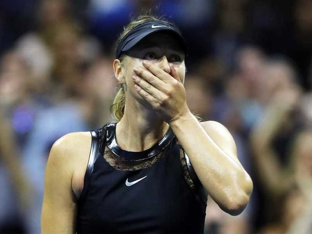US Open: Maria Sharapova Advances Into Last 16, Marin Cilic Ousted