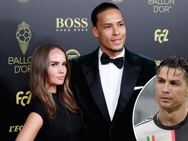 Van Dijk bows to Messi's 'greatness' and aims dig at no-show Ronaldo after missing out on Ballon d'Or 2019