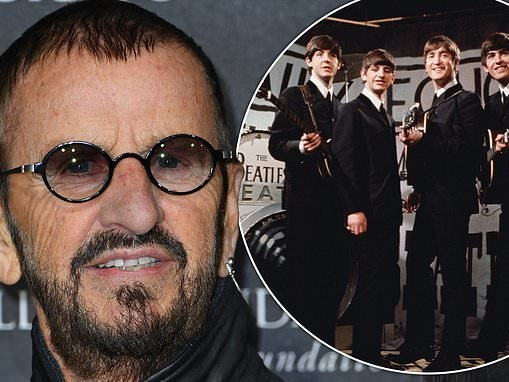 Ringo Starr says The Beatles turned down a £200m reunion gig in 1976 because of a Great White shark